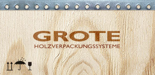 GROTE Holzverpackungssysteme