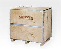 GROTE Faltkiste Just On-Steel | System 2