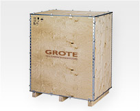 GROTE Faltkiste Just On-Steel | System 3